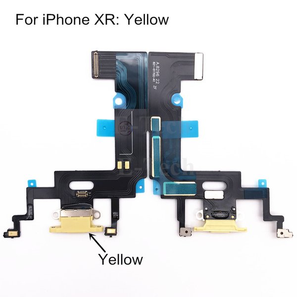 per iPhone XR Giallo