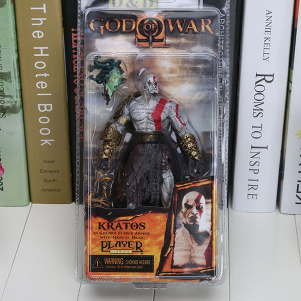 KRATOS with head