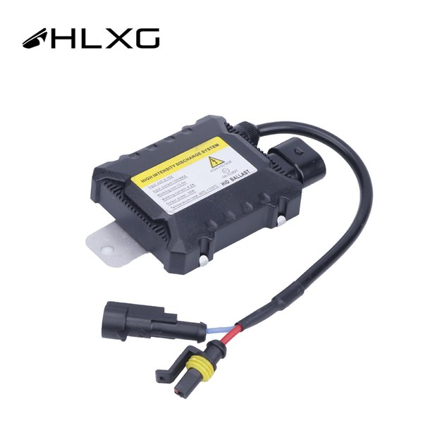 12V Automobiles 35W Universal Cars Xenon HID 55W Ballast Replacement Digital Conversion Kit For HID H7 H4 H1 H3 H11 9005 9006 H9