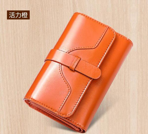AG5Men's wallet, cardboard, briefcase, handbag, fashion bag and retro bag