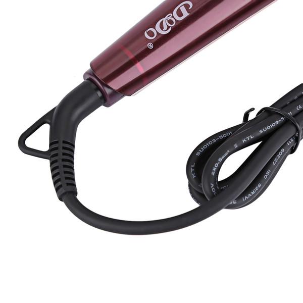 Pantalla LCD de DODO 13 - 25mm Cuidado del Cabello Estilizado Súper Onda del Pelo Rodillos de la Varita Calentador Estilo de Curling Máquina de Hierro Curling Envío Gratis AB