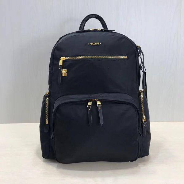 Mochila homens e mulheres 2019 novo pano de nylon 196300D business casual mochila de viagem selvagem saco de computador de grande capacidade