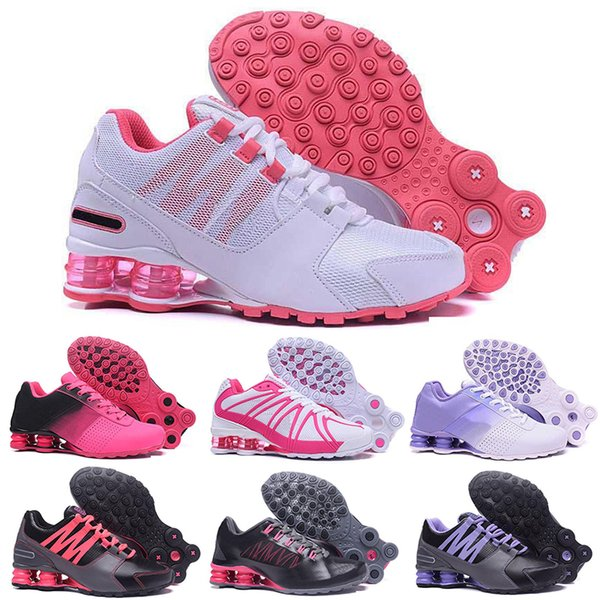 cheap shox shoes deliver NZ R4 809 Women running shoes brand basketball sneakers sports jogging trainers best sale online discount store B19
