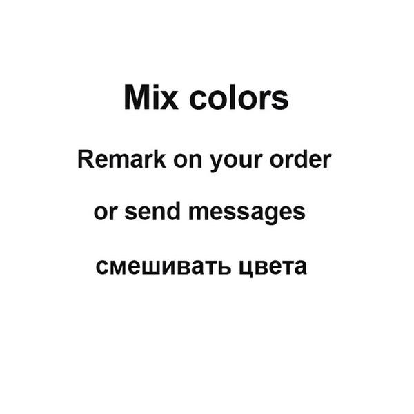 Цвет: цвет смешивания 5pcs
