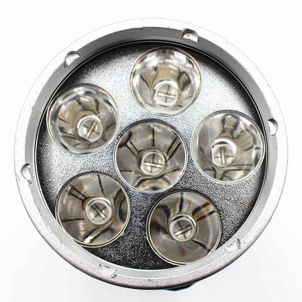 6*UV LED