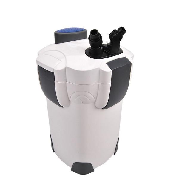 Filtre externe à 3 étages filtre 265 GPH Aquarium frais / sel 75 GAL