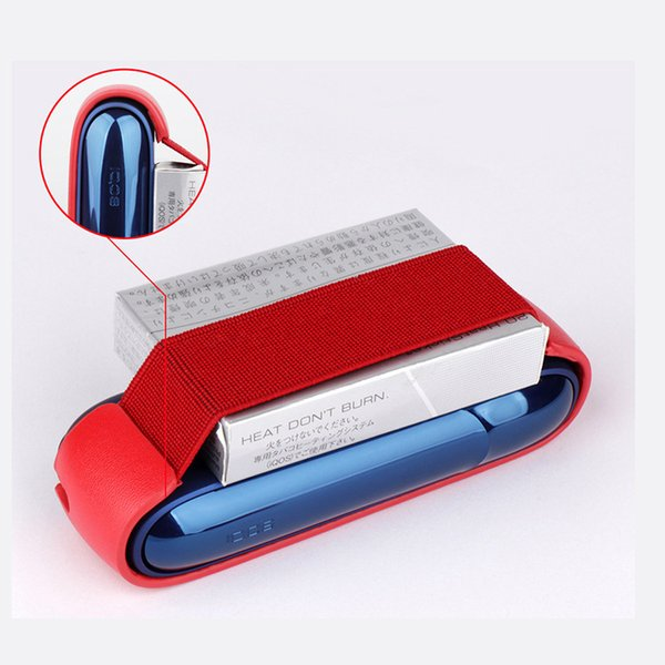High quality IQOS 3.0 Electronic Cigarette protection Case with Fourth Generation Electronic Cigarette Cover Smoke Men's and Women's Gifts