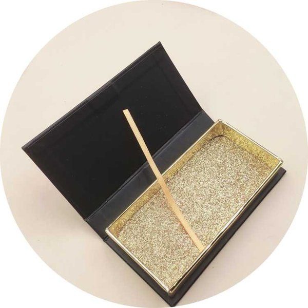 Kirpikleri el yapımı yüksek kaliteli kirpikleri Popüler özel kirpik kutusu ile Prim yumuşak şeffaf kirpikler