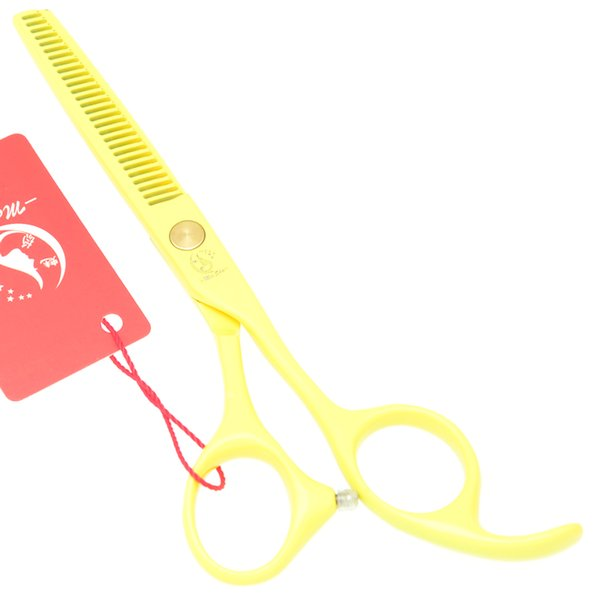 "Meisha 5.5"" Professional Stylist Thinning Shears Barber Cutting Scissors Japanese 440c Salon Human Hair Trimming Scissors HA0212"