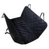 145*155CM| Pet Mat Waterproof Dog Car Seat Cover Non Slip Padded Quilted Protector Seat Anchors Travel Hammock Cushion KSTC002