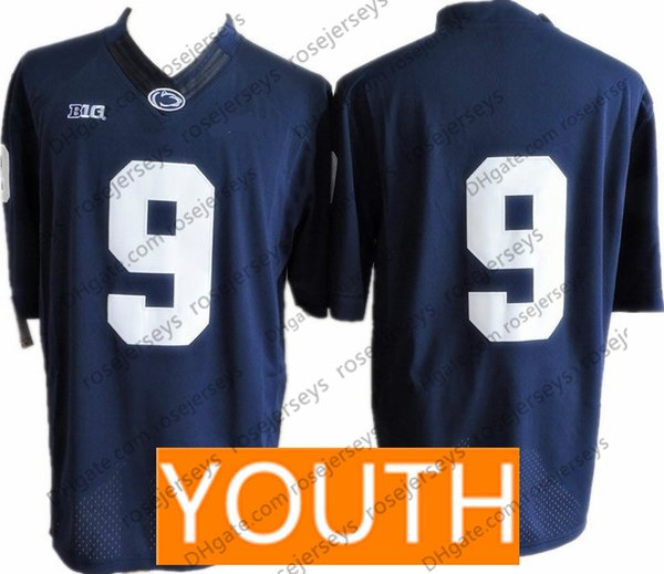 Jugend 9 McSorley (kein Name) Marineblau
