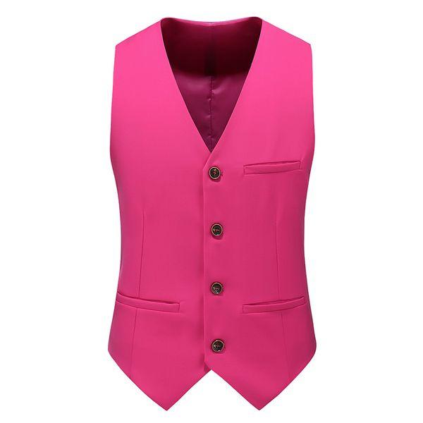 MOGU Mens Waistcoat Causal Suit Vests 13 Colors