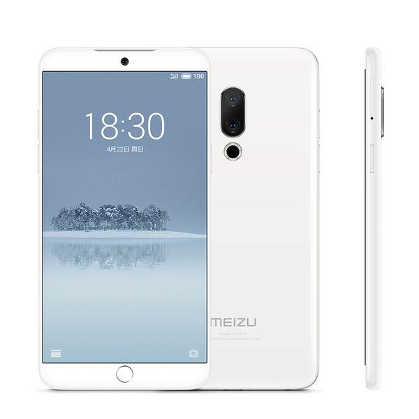 "Original Meizu 15 4GB RAM 64GB ROM Snapdragon 660 Octa Core Mobile Phone 5.46"" 1920x1080P Screen 20MP Dual Camera"