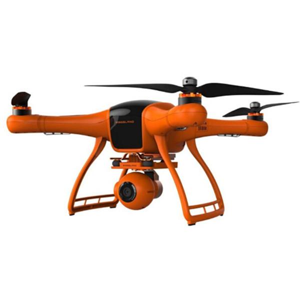 WINGSLAND M1 25 minutos Tiempo de vuelo FPV WiFi 1080P Cámara 3 ejes Eje RC Drone Quadcopter Pantalla en tiempo real Helicópteros