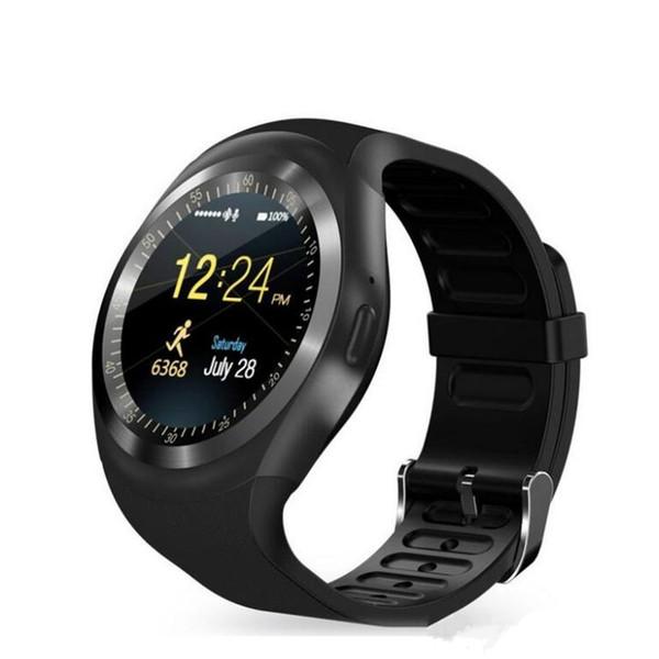 Y1 Smart Watch supporta Nano SIM Card e TF Card Con Whatsapp e Facebook Twitter APP monitoraggio del sonno smartwatch