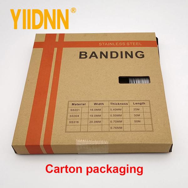 Embalagens de cartão