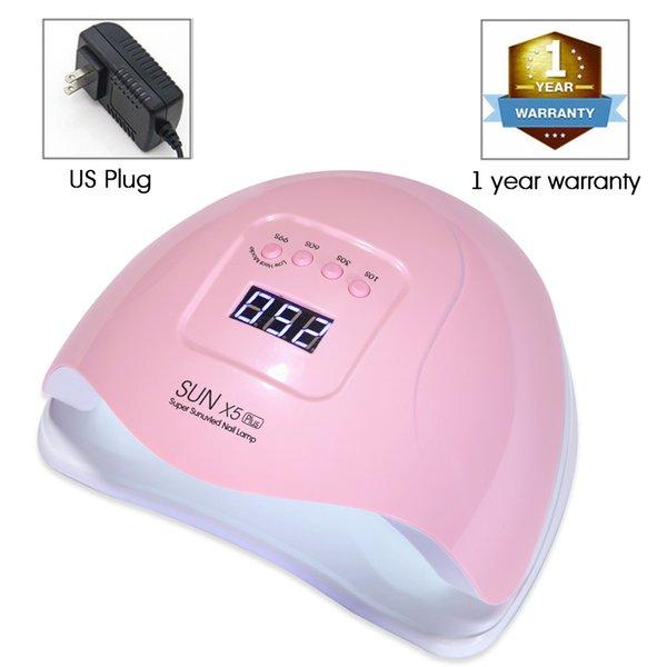 54W Pink US Plug