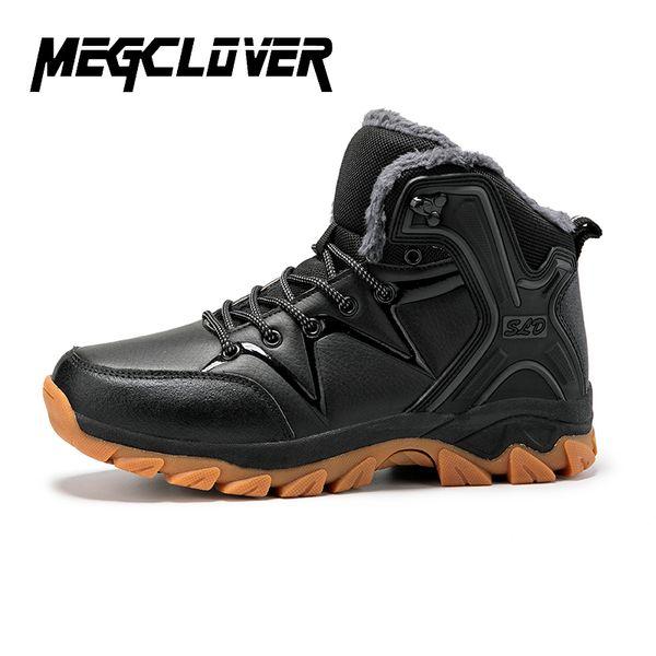 men hiking shoes professional waterproof hiking boots