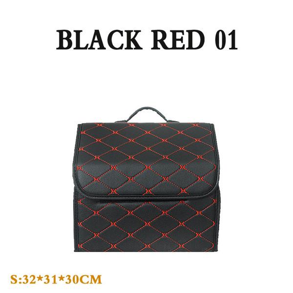 Schwarz rot 01 S