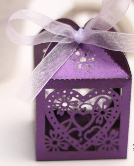 Purple 50pcs = 1 couleur