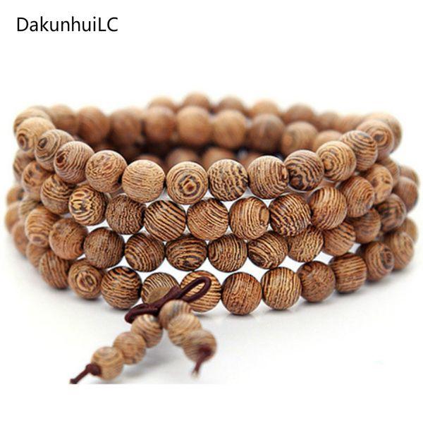 Gebet Perlen Armband 108 Tibetischen Buddha Charme Mala Meditation Halskette Yoga Rosenkranz Glück Holz Armband Für Frauen Männer Schmuck