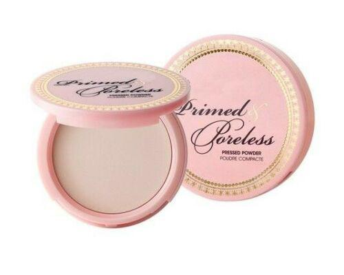 Brand New Cosmetics Primed and Poreless Pressed Powder Double Layer Skin Smoothing Faced Cake Powders Hot Makeup Wholesalers Free Shipping