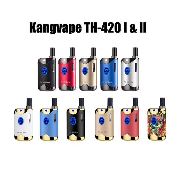 Mix TH-420 I & II with K1 Cartridge