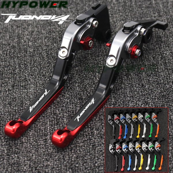 best selling For aprilia TUONO V4 1100RR Factory 2017 2018 CNC Adjustable Motorcycle Brake Clutch Levers
