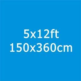 5 * 12FT / 150 * 360cm