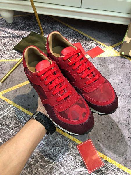 2021 Classic Canvas Man Shoes Mens Sneaker Women Casual Fashion Leather Lace Up White men Design Shoe size:35-45