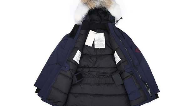 럭셔리 캐나다 남성 디자이너 파카 겨울 자켓 여성 겨울 깃털 꺼내면 다운 자켓 Fourrure 옴므 Jassen Chaquetas 코트 크기 S-XXL