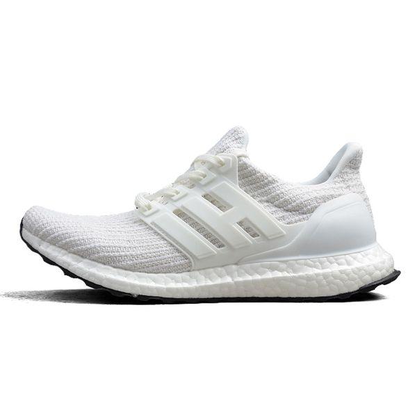 sale retailer 4c4af d52a9 2019 Ultra 4.0 Triple Black White Primeknit Oreo CNY Blue Grey 4.0 Men  Women Running Shoes UB 4.0 SportS Shoes 36 45 From Street_sneaker, $63.96 |  ...