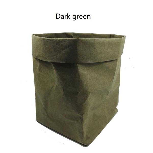 темно-зеленый
