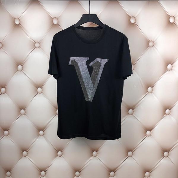 0d8ce5099af3 hot summer tee s men Promo Codes - Newest Hot Summer Short Sleeve T Shirts V