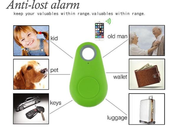 Беспроводная Связь Bluetooth Детский Трекер Сигнализация iTag Key Finder Запись голоса Анти-потерянный Пульт Дистанционного Управления Селфи Затвора Для iPhone Android Смартфон