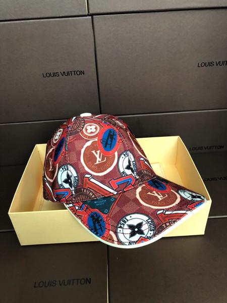Top Quality Celebrity design Letter embroidery Berets Cap Ball Caps Men Woman Baseball cap Stingy Brim Hats 003 With Box