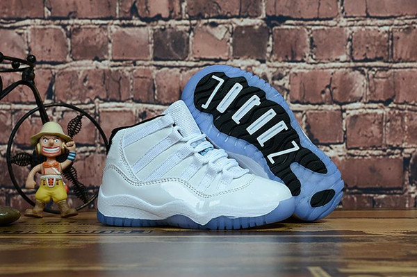 7-Legend Blue 11s