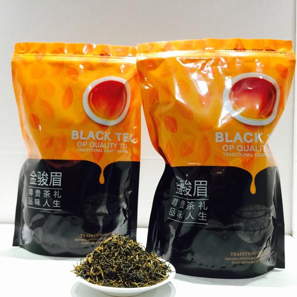 Wuyishan Jinjunmei 250g, chá de ração, frete grátis, chá preto de alta qualidade, frutado, produção de fábrica original de Fujian