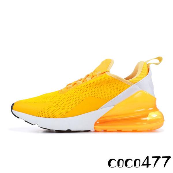 27C FLORAL Running Shoes Women28 Men Shoes 27cs SE Summer Gradients Triple Black White RAINBOW HEEL Volt Orange Mens Trainer Sport Sneakers