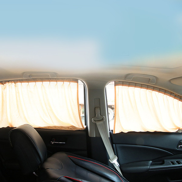 Sunshades For Cars >> Elastic Car Side Window Sunshade Cover Sunshade Curtains Auto Windows Sun Visor Blinds Cover Rear Window Sunshades For Cars Reflective Car Sun Shade
