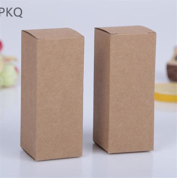 Brown 2.8x2.8x7cm 10ml