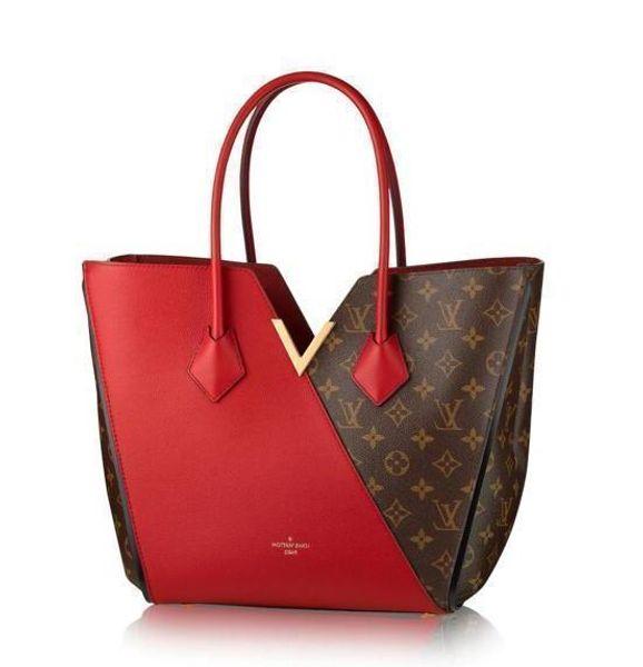2019 Kimono Pm M41856 New Women Fashion Shows Shoulder Bags Totes Handbags Top Handles Cross Body Messenger Bags