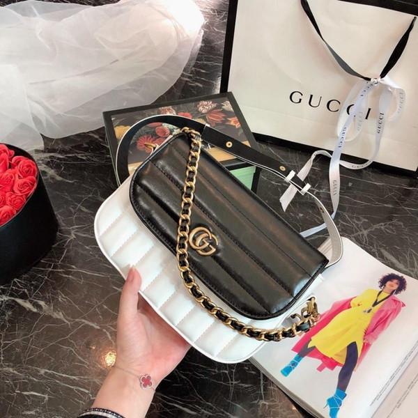 2019 Marca de Moda Mulheres Pequenas Sacos genuínos Bolsas Vintage Ombro Borla Mensageiro Saco de Embreagem Moda Mini Alta Qualidade Bagfashion 0330