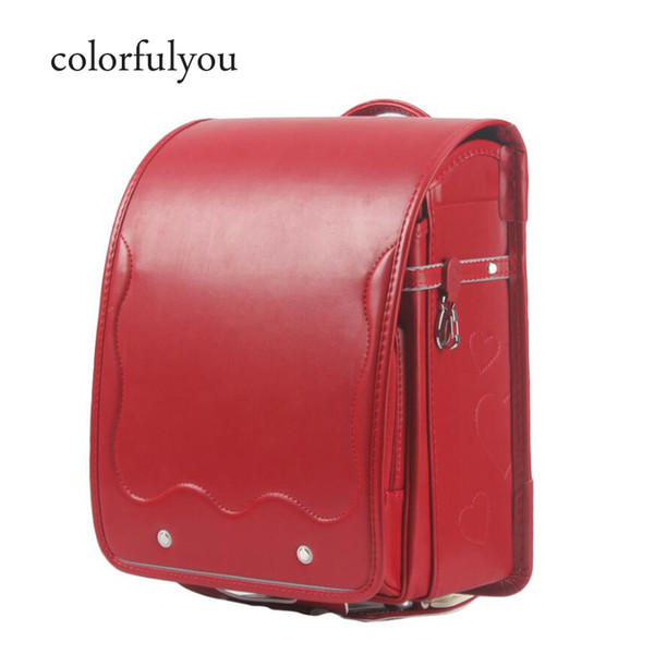 NEW Japanese Style School Bags for girls Brand Children Orthopedic Backpack Metal buckle Student Book Bag Kids Large Primary bag