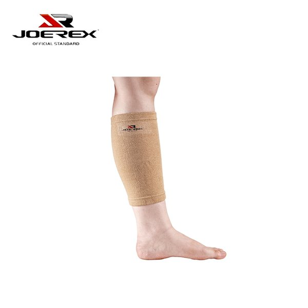 JOEREX Sports Shin Guard Support Sleeve Fitness Crossfit Protector Home Gym Pad