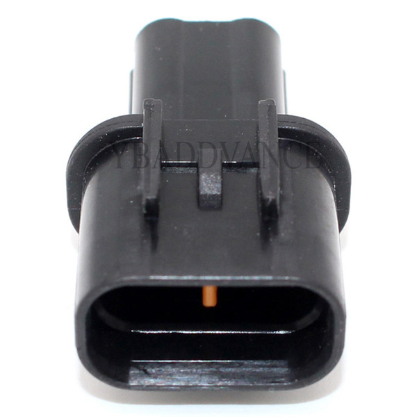 Black Kum Auto Automotive Electrical Male 2 Pin Electrical Connector Plug Pb621 02020 Aftermarket Car Parts Aftermarket Car Parts Online From