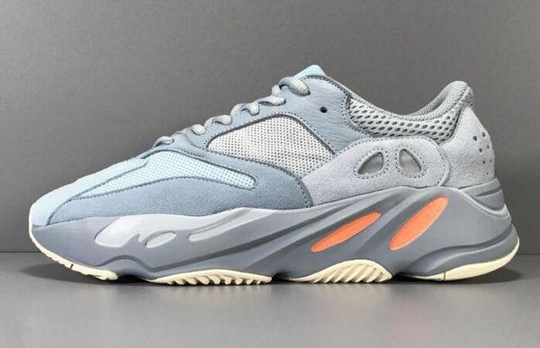 palestra True Form Kanye West Black Gid statico riflettente Glow Clay Zebra Cream Bianco Beluga 2.0 Sesame Running Shoes Designer Sneakers boest