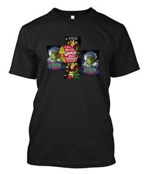 Komik Noel Nasıl Çaldı - özel t-shirt tee