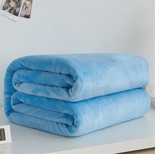Bedroom Summer Thin Faux Fur Blanket Soft Coral Fleece Throws Sofa Cover Bedspread Flannel Blankets Double Queen Bedsheet Quilts