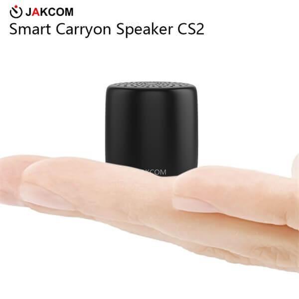 JAKCOM CS2 Smart Carryon Speaker Venta caliente en otras partes del teléfono celular como accesorios de gadget de coche caja milagro radiador passivo